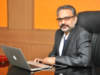 K B Babu - Chief Executive Officer