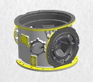 Main Gear Box Housing